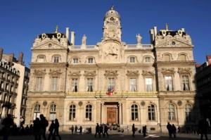 Façade Hôtel de Ville